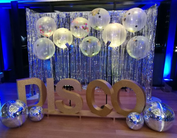photocall DISCO by OPTIMIZ GROUP